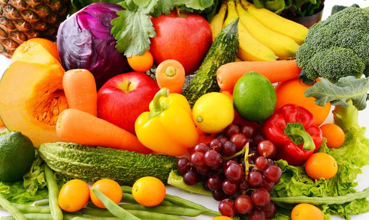 Frutas y Verduras de 1ra Calidad al mejor precio!!!